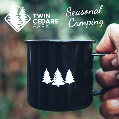 Camping In Ontario Member Home Page Twin Cedars Park